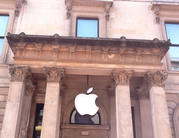 Apple Store, Glasgow