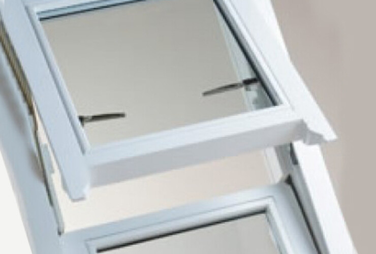 The Blairs Double Swing Window (BDS) 30 years on and going strong