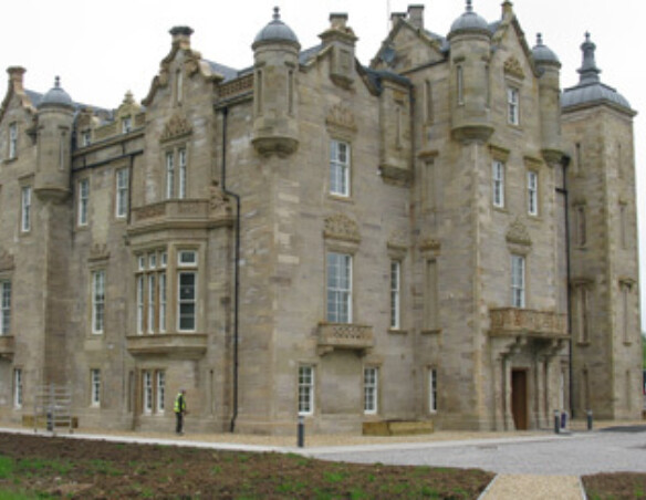 Dunlop House and Estate